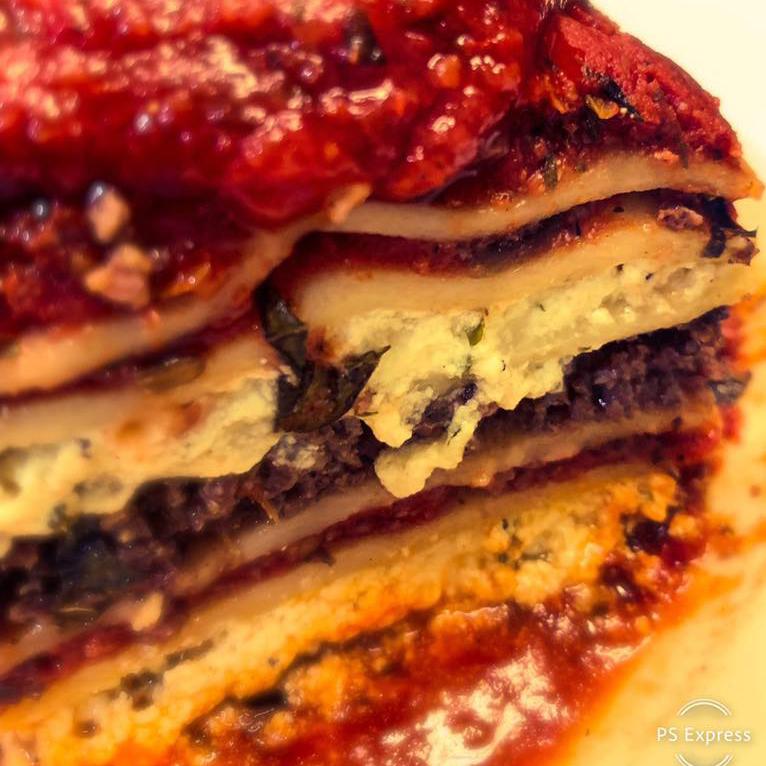 Lasagna Entree